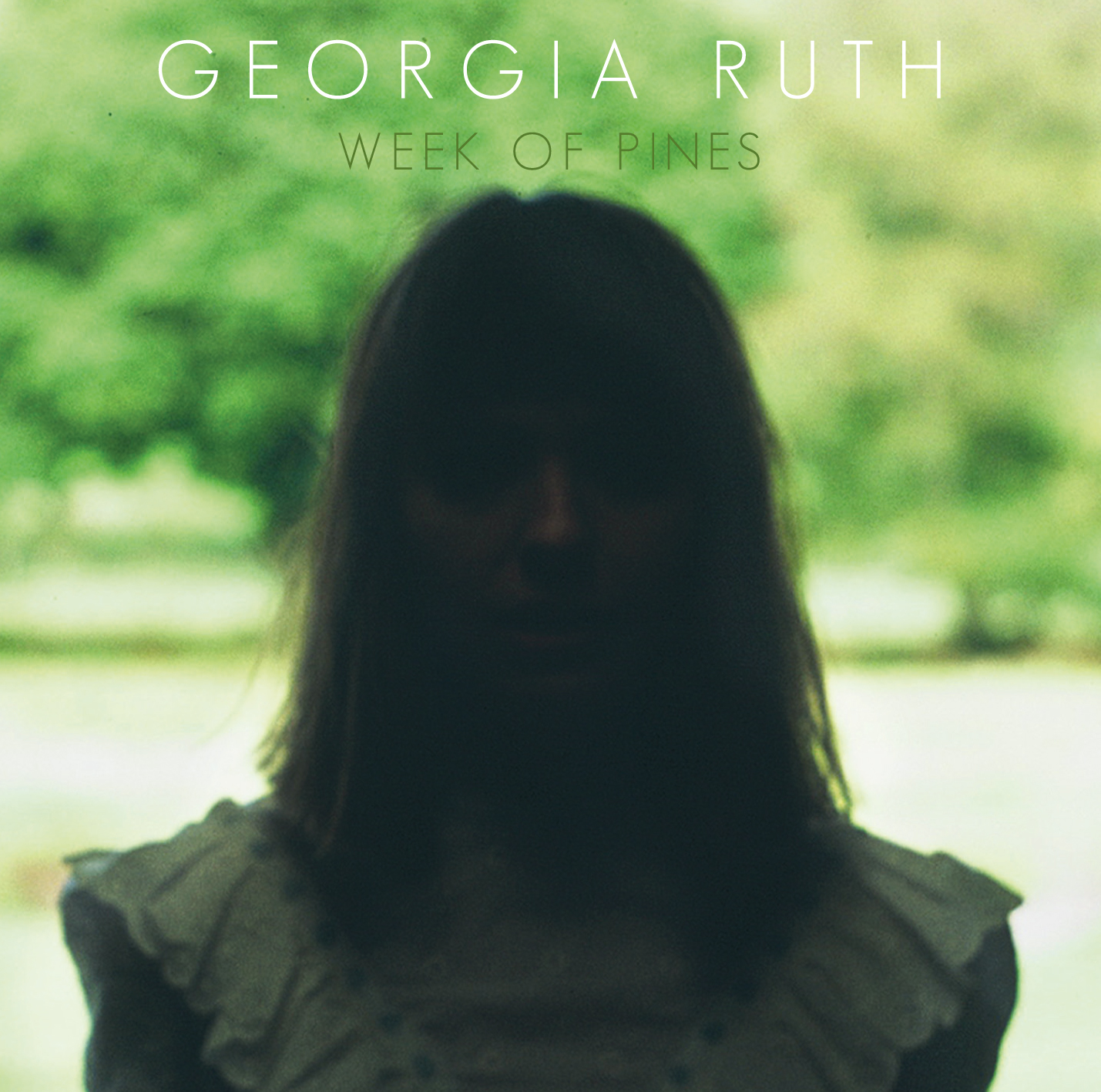 Georgia Ruth Week of Pines