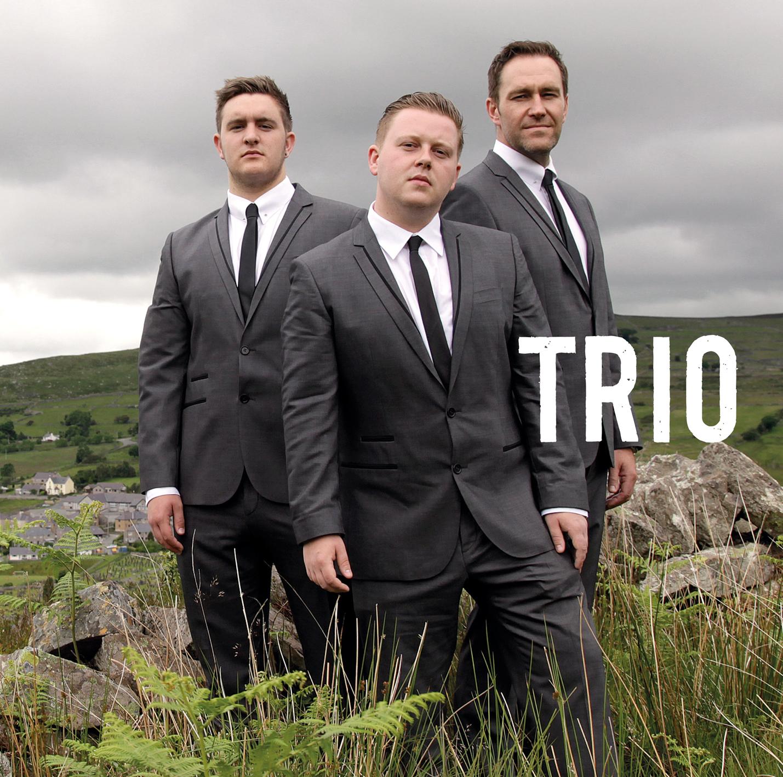 The trio males
