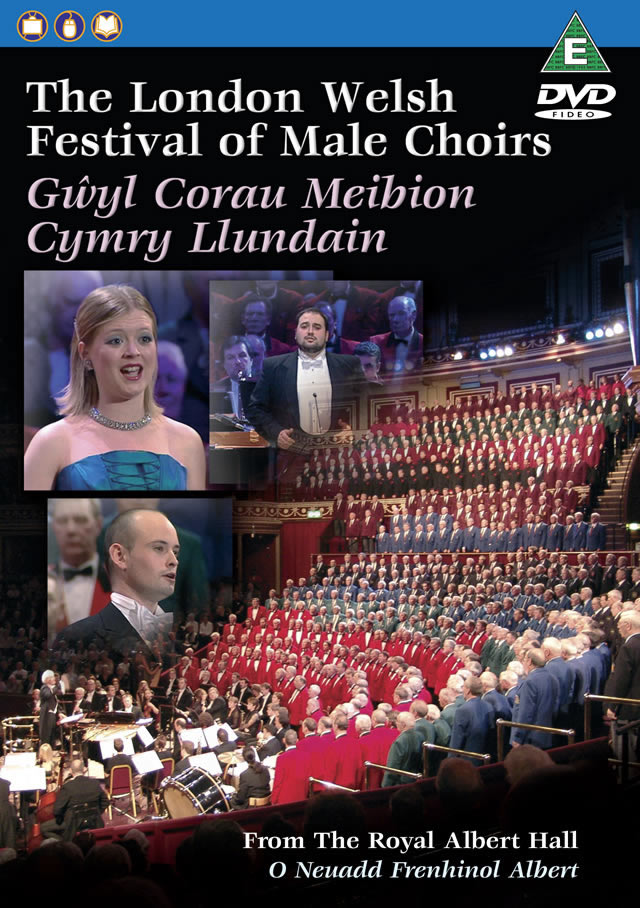 London Welsh Choral Society - Horatio Davies - Hark ! The Herald Angels Sing / The First Novell