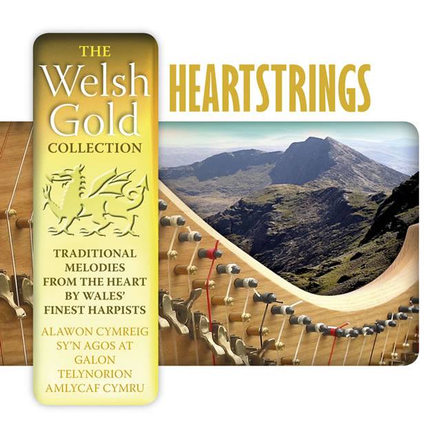 Various Artists - The Welsh Gold Collection - Heartstrings - Music